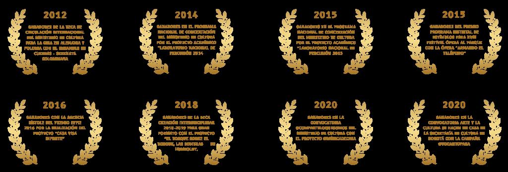 Premios Fosbo