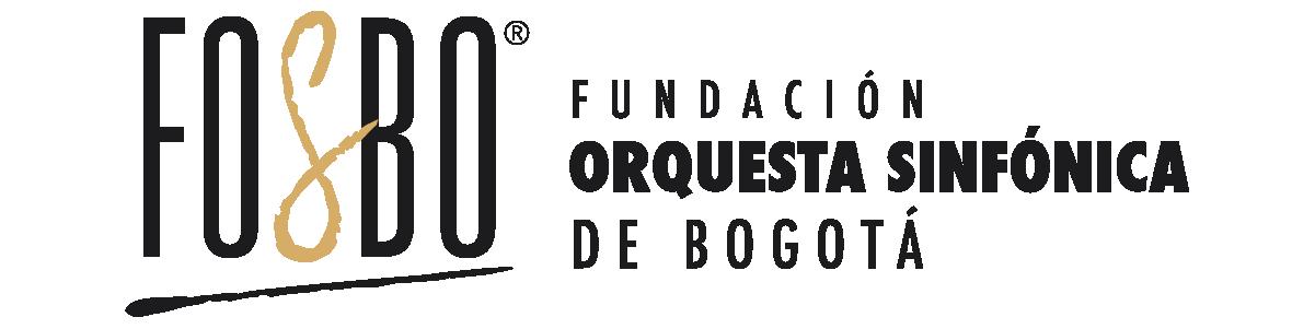 Fosbo Orquesta Sinfónica de Bogotá Logo
