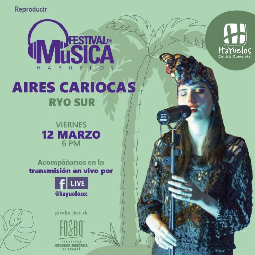 Ryosur Festival de Música Hayuelos Fosbo