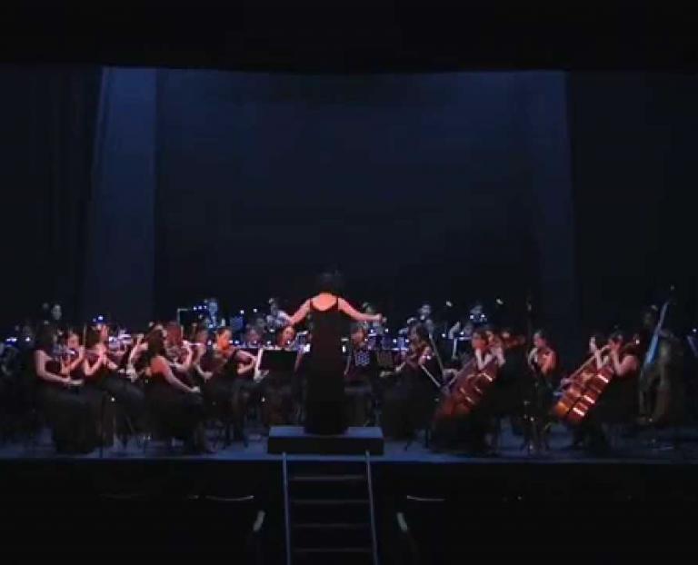 Orquesta de mujeres Clara Schumann