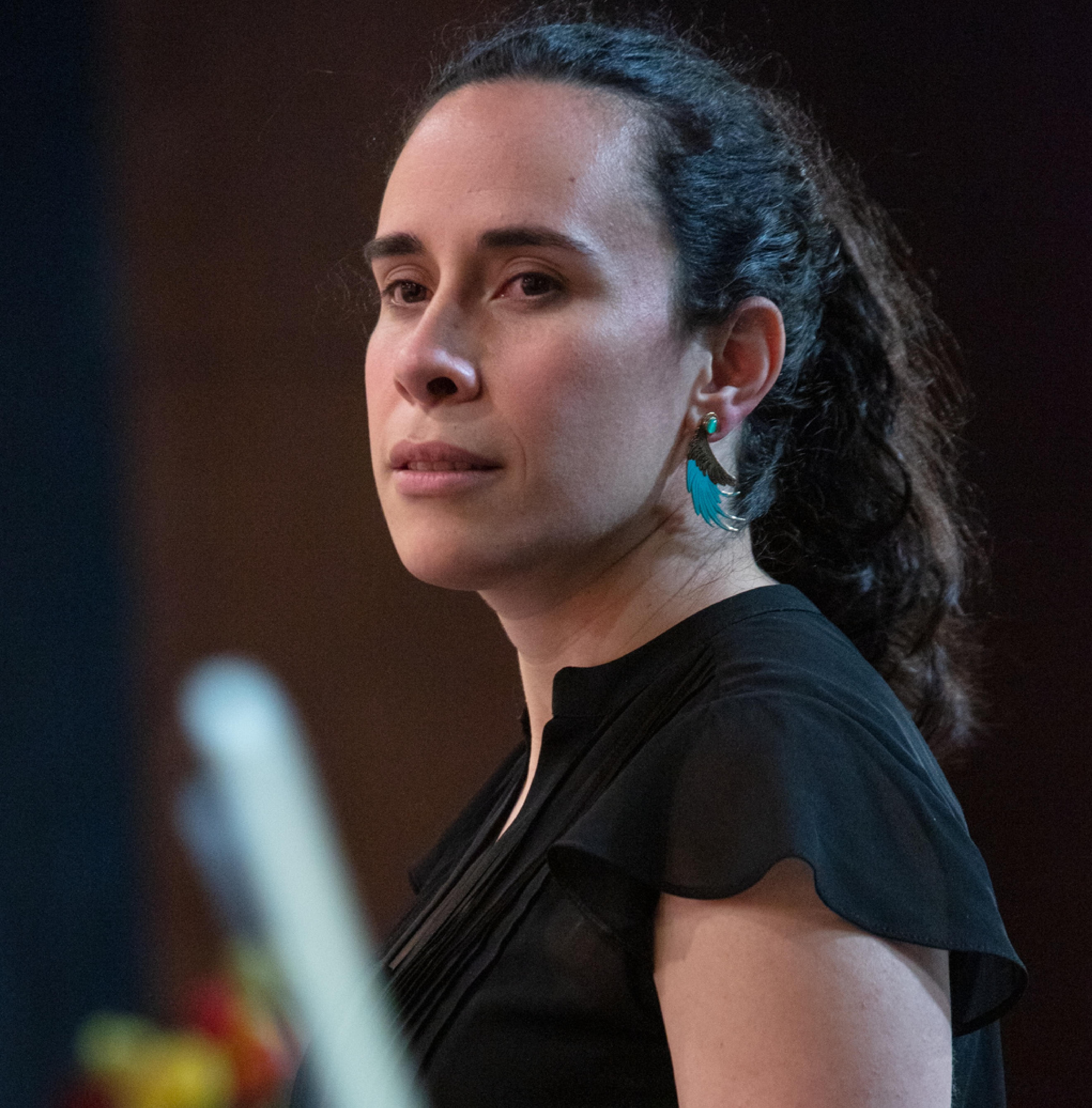 María José Villamil Directora Artística Fosbo