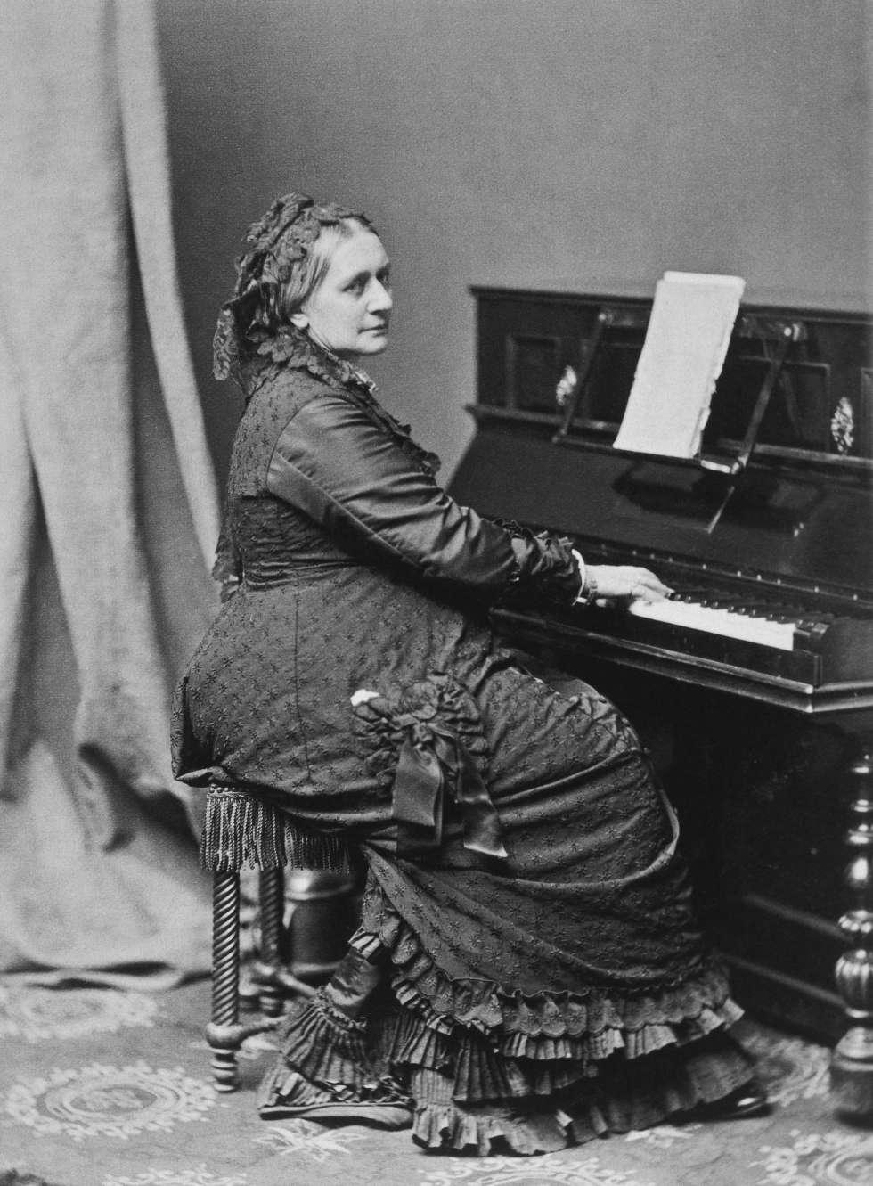 Clara Schumann: siglo XIX