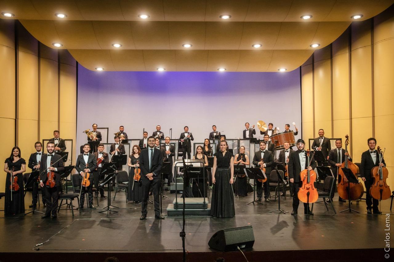 Orquesta Sinfónica de Bogotá
