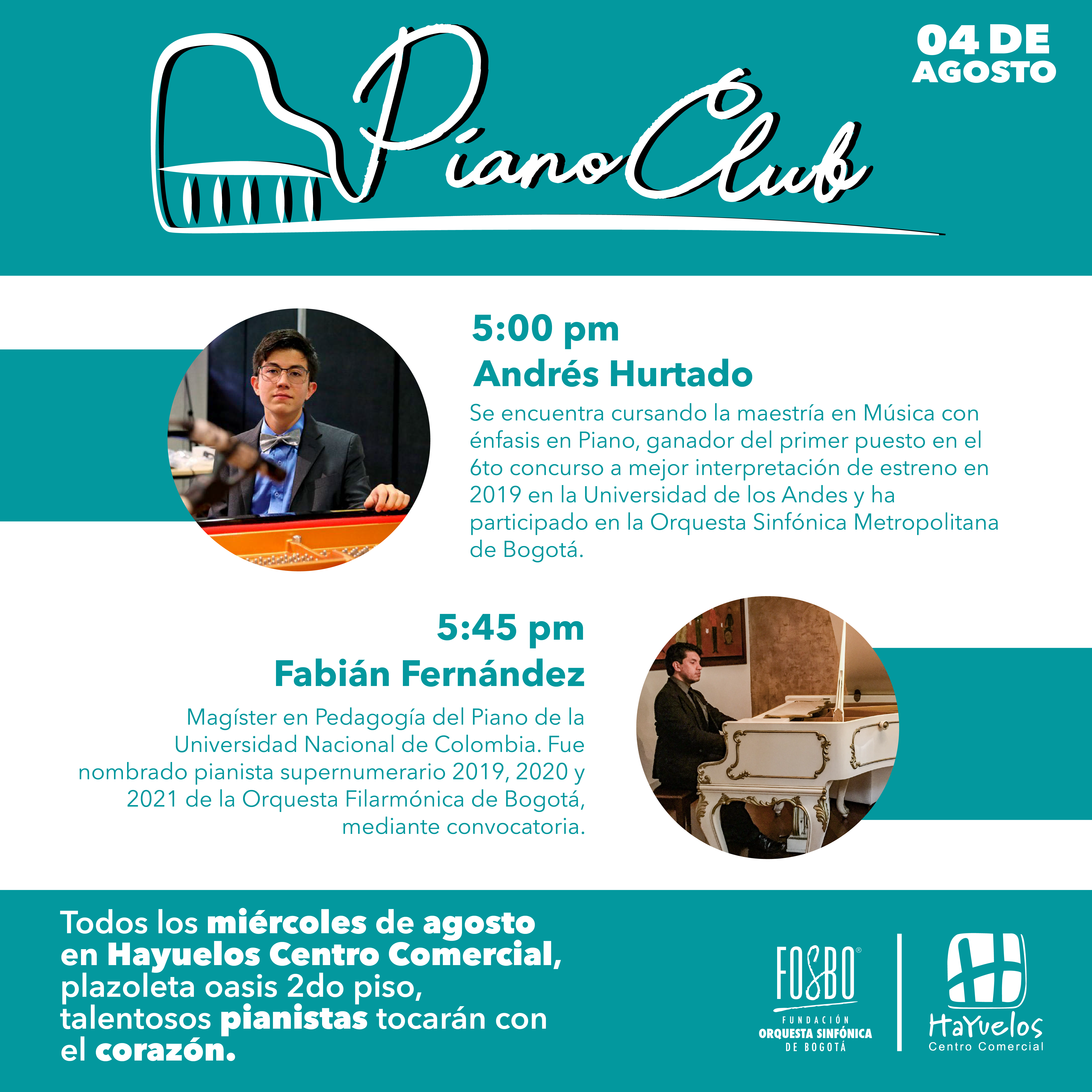 Piano Club 4 de agosto