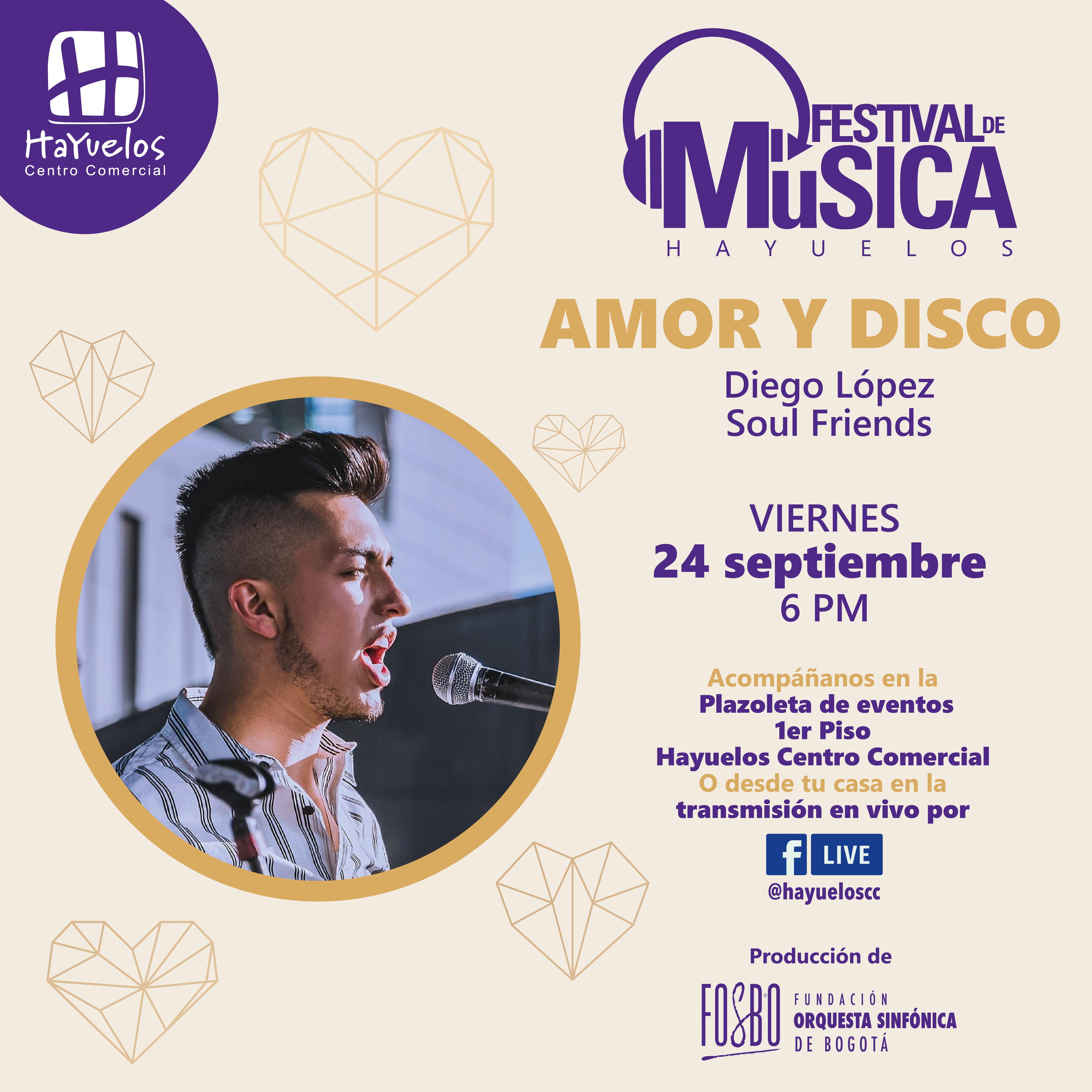 Festival de música Diego Hayuelos Fosbo