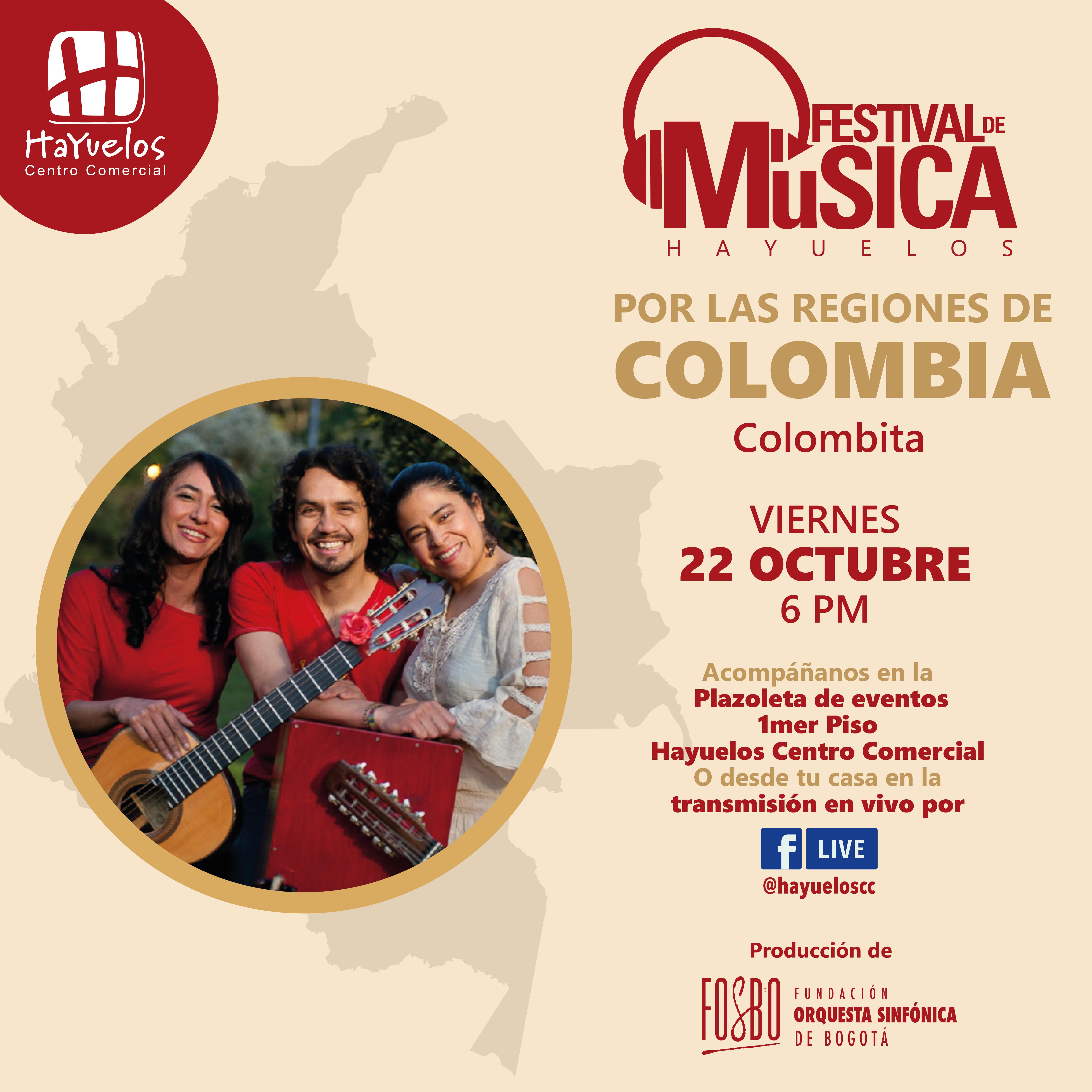 Colombita - Festival de Música Hayuelos Fosbo